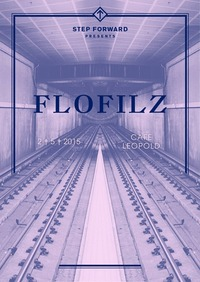 Step Foward Presents: Flofilz (mpm) X Dsty Crts X Katastrophhe