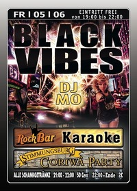 Black Vibes mit DJ MO@Excalibur