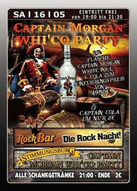 Captain Morgan WHI´CO Party@Excalibur