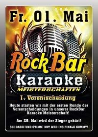 RockBar Karaoke Meisterschaften@Excalibur