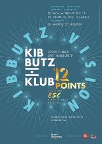 Queer Hebrews Pres. Kibbutz Klub@Club U