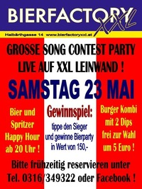 Song Contest Party