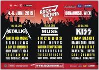 Rock in Vienna@Donauinsel