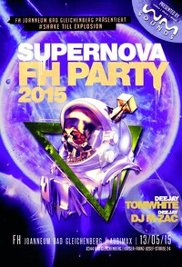 FH Party 2015 - Supernova@FH JOANNEUM Bad Gleichenberg