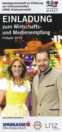 Wirtschafts- und Medienempfang@Urfahranermarkt (Da Wirt 4s Fest)