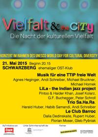 Vielfalt & the City - Die Nacht der Kulturellen Vielfalt