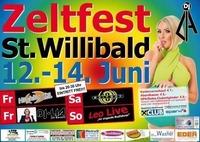 MegaEvent Zeltfest St. Willibald@Zentrum