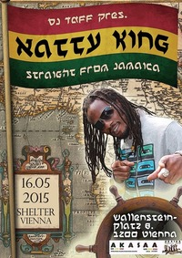 Akasaa Festival Warmup Party ft. Natty King (JAM)