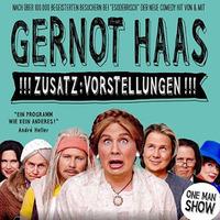 Zusatz Vorstellungen - Gernot Haas