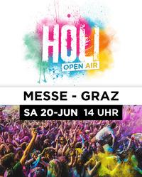 HOLI Festival der Farben Graz 2015