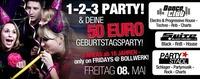 Deine 50 Euro Geburtstagsparty@Bollwerk
