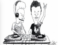 The beavis and butthead experience@Jederzeit Club Lounge