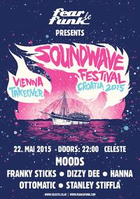 Fear le Funk presents Soundwave Croatia Takover Vienna@celeste
