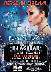 Persian Dream With Dj Ashkan