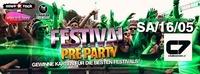 Festival Pre-Party - Festivalpässe gewinnen