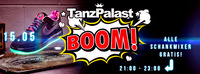 Boom + Tanzpalast On Air