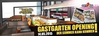 Gastgarten Opening