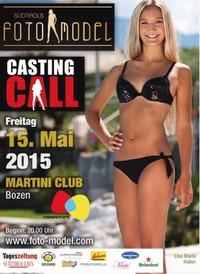 2. Casting von Südtirol Fotomodel @ Martini Bozen