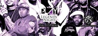 Play - Legends Night@BOX Vienna