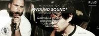 Swound Sound Rec. Session@Fluc / Fluc Wanne