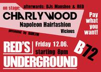 Reds Underground - Live