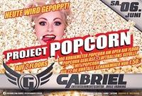 Project Popcorn @Gabriel Entertainment Center