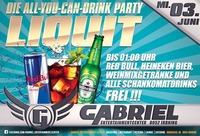 Liquit - Sonderedition    @Gabriel Entertainment Center