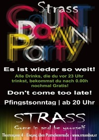 Strass CountDownParty