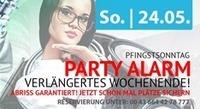 Partyalarm@Mondsee Alm