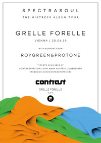 Spectrasoul - The Mistress Album Tour@Grelle Forelle
