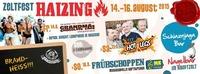 Zeltfest Haizing 2015