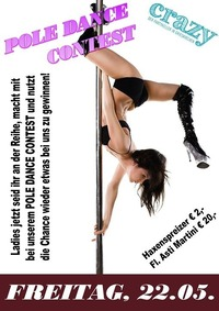 Pole Dance Contest