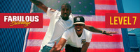 Fabulous Saturdays - 100 Hip Hop, R&B and Dancehall@LVL7