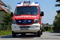 Fest der FF Roitham - Fahrzeugsegnung@FF Roitham Festgelände