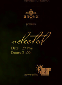 Selected powered by Summer Splash@Bronx Bar