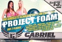 Project Foam @Gabriel Entertainment Center
