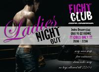 Ladies Night / Gratis Getränke und Strip Show@Fight Club Copa Cagrana