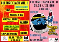 Culture Clash Vol. II@The Loft