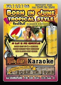 Born in June - Tropical Style@Excalibur