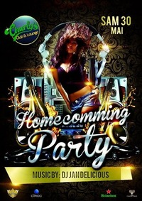 Homecoming Day Afterclub