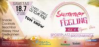 Summer Feeling VI - Breitenwaida@Sportplatz Breitenwaida