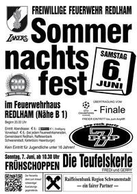 Sommernachtsfest Redlham