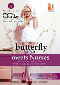 The Butterfly Effect meets Nurses