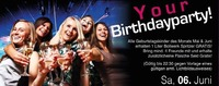 Your Birthdayparty