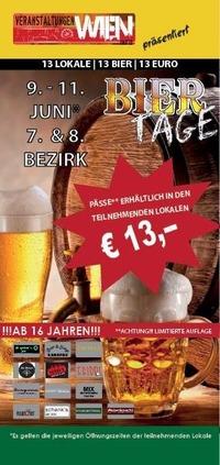 4. Wiener Bier Tage