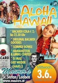 Aloha Hawaii Party