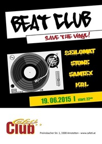 Beat Club _save the vinyl_