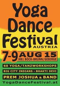 Yoga Dance Festival Austria@HB1 Seehotel Böck Brunn
