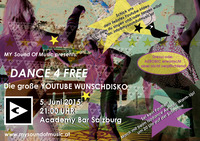 Dance 4 Free - Die große Youtube Disko