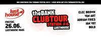 theBANK 2015 Club Tour